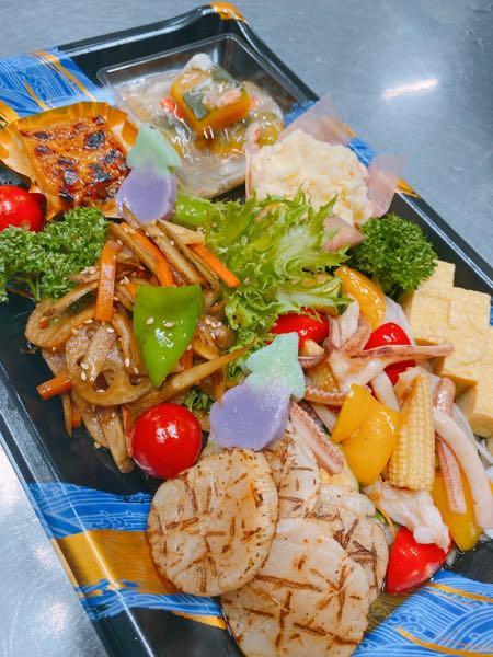 お惣菜盛り合わせ(3000円ぶん)